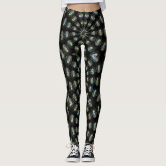 Peacock Eye Leggings