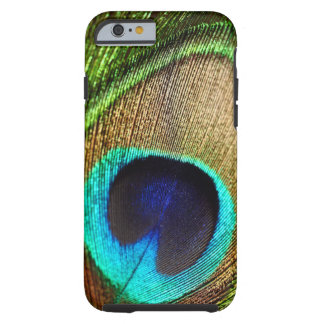Peacock Feather 6/6s IPhone Case