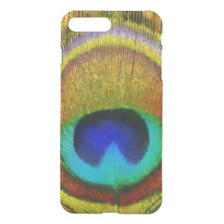 Peacock Feather Art iPhone 8 Plus/7 Plus Case