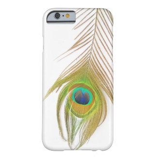 Peacock Feather case Barely There iPhone 6 Case
