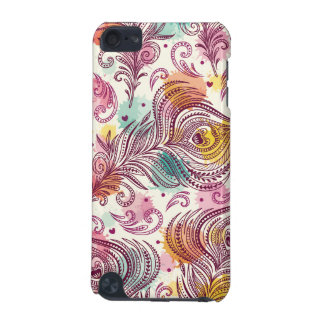 Peacock Feather Design iPod Touch (5th Generation) Covers