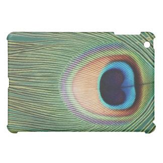 Peacock Feather iPad Mini Covers
