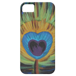 Peacock Feather iPhone 5 Covers