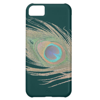Peacock Feather iPhone 5C Case