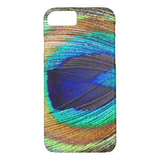 Peacock feather iPhone 7 case