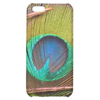 Peacock Feather iPhone 5C Covers