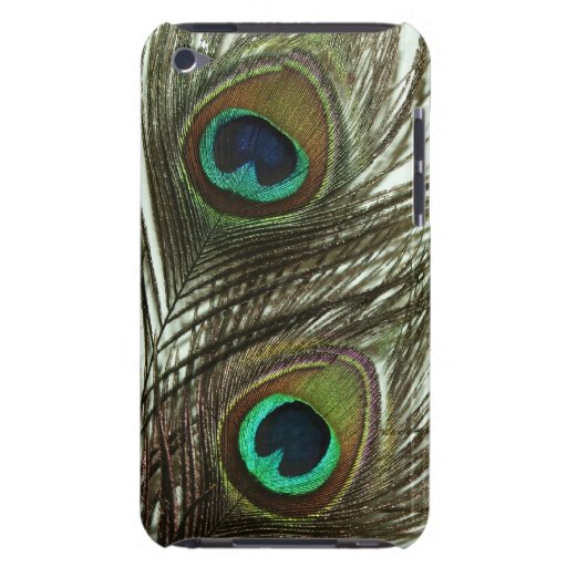 Peacock Feather iPod Touch Case