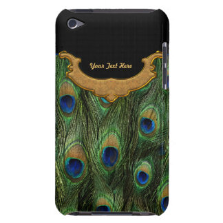 Peacock Feather iPod Touch Case-Mate