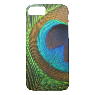Peacock Feather Phone Cover