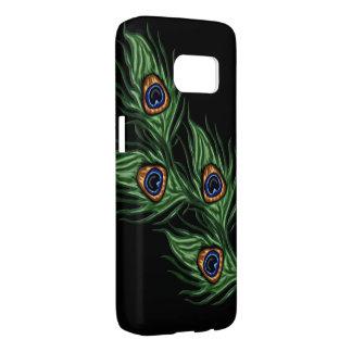 Peacock Feather Samsung Case