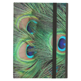Peacock Feathers 3 Powiscase Case For iPad Air