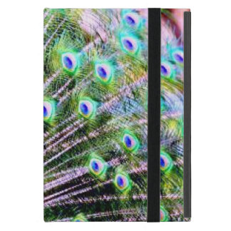 Peacock Feathers Cases For iPad Mini