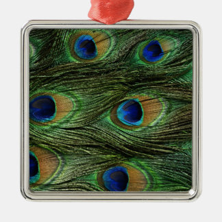 Peacock Feathers Ornaments
