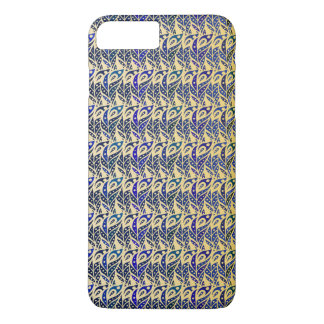 Peacock Feathers I iPhone 7 Plus Case
