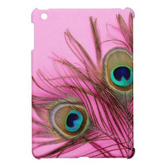Peacock Feathers iPad Mini Case