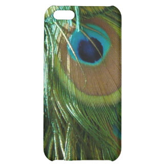 Peacock Feathers Cover For iPhone 5C
