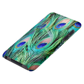 Peacock Feathers iPod Touch Case