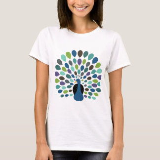 Peacock, Gorgeous And Awsome T-Shirt