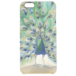 Peacock in San Diego 2 2013 Clear iPhone 6 Plus Case