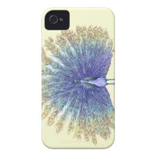 Peacock Iphone4 case