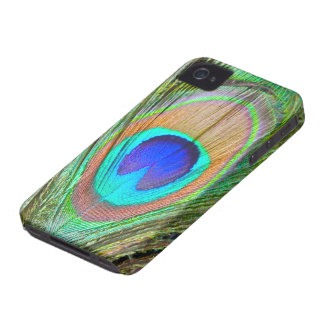 Peacock iPhone 4 Case-Mate Cases