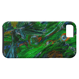 Peacock. iPhone 5 Cover