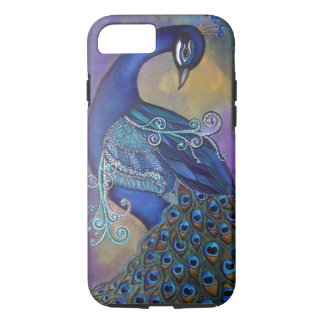 Peacock iPhone 7 Case
