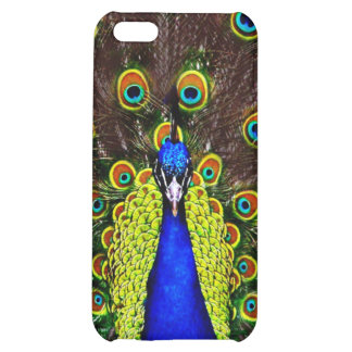 Peacock iPhone 5C Covers