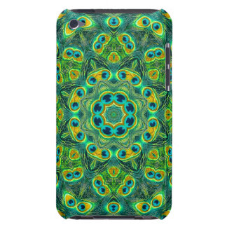 PEACOCK KALEIDOSCOPE  Case-Mate iPod TOUCH CASE