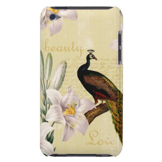 Peacock Lilies iPod Touch Cover