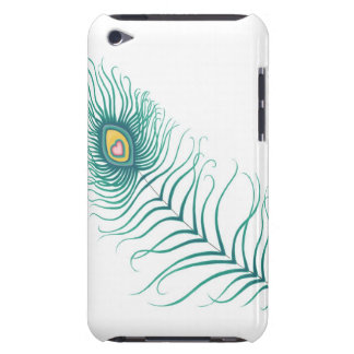 Peacock Love iPod Touch Cases