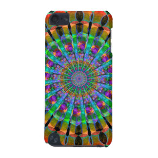 Peacock Mandala iPod Touch (5th Generation) Cases