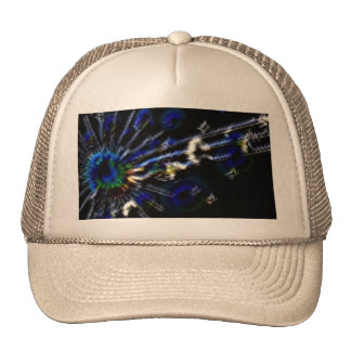 Peacock Note Products Hats