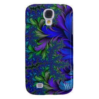 Peacock Ore 2 Galaxy S4 Case