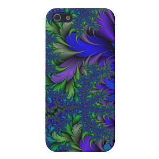 Peacock Ore 2 iPhone 5/5S Cover