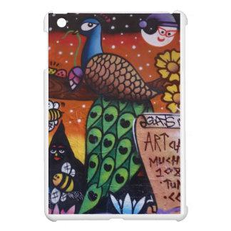 Peacock Painting iPad Mini Case