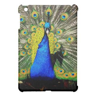 Peacock Paradise iPad Mini Covers