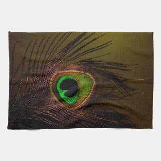Peacock Peafowl Bird Towels