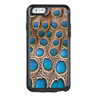 Peacock-pheasant feather design OtterBox iPhone 6/6s case
