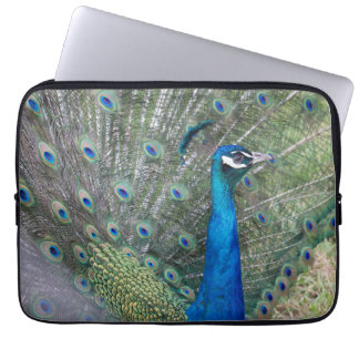 Peacock Photography Laptop Sleeve