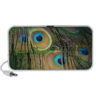 peacock iPhone speaker