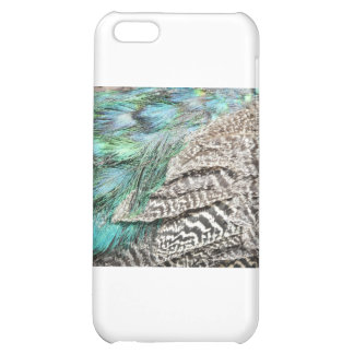peacock tail iPhone 5C cover