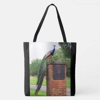 Peacock Tote