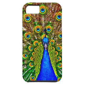 Peacock Tough iPhone 5 Case