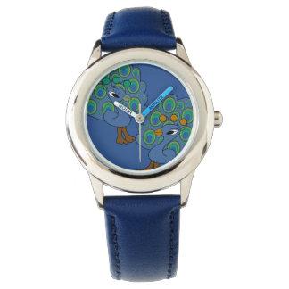 Peacock Watch