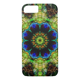 Peacock Wheel iPhone 8/7 Case