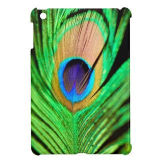 peacock wing iPad mini cases