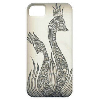 Peacocks Case For The iPhone 5