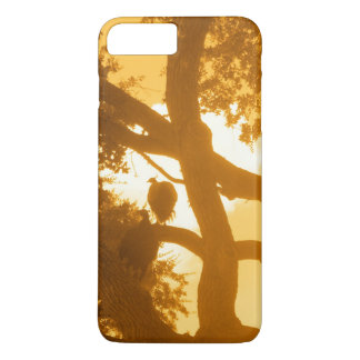 Peacocks in the Tree iPhone 7 Plus Case