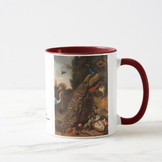 Peacocks Mug